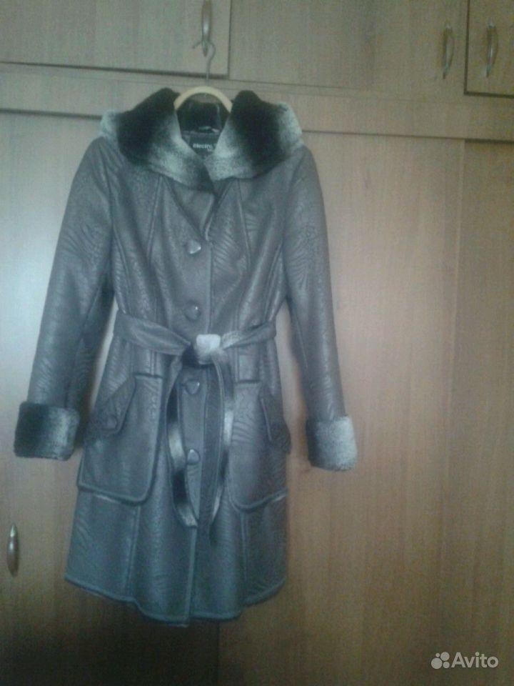 Объявление Демисезонное пальто (2 фотографии). Пальто осень-ве