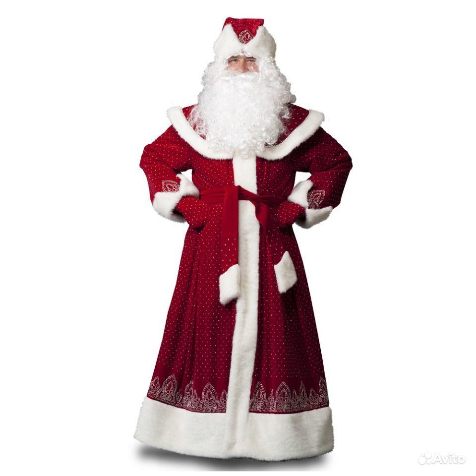 Дед мороз и снегурочка костюмы своими руками