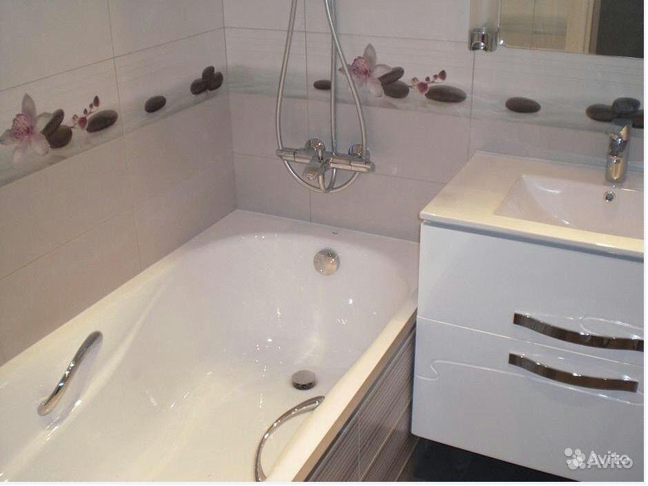 Ремонт в ванной 17 на 17