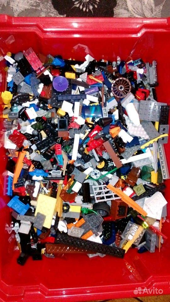 Лего, две коробки. Тюменская область,  Тюмень