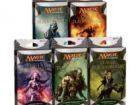MTG Duels of the Planeswalkers Full 5 Deck Set ENG