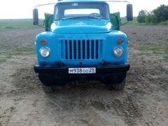 Газ-53, самосвал, дизель