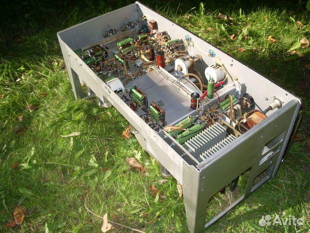 Ламповый генератор гсс-7
