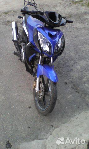 Мотоцикл irbis irokez 125 s