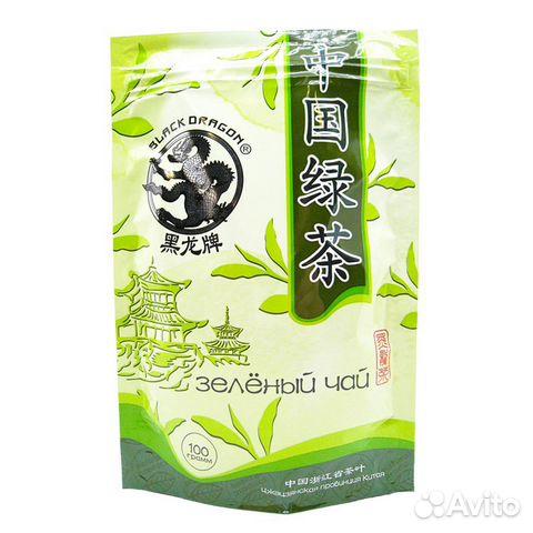Черный дракон чай