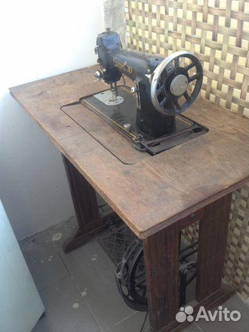 Швейная машина Csepel 3 антиквариат: Household appliances