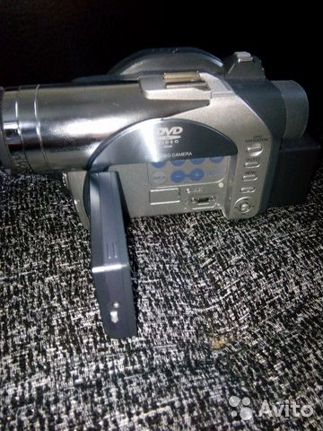 Видеокамера Panasonic VDR-M50 89056911233 купить 1