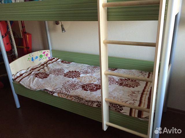 2х ярусную кровать