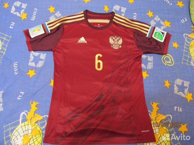 Заказ футболок сборной россии