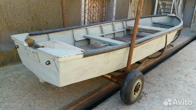 лодки казанка бу в ростовской области