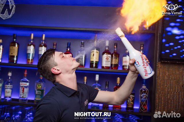 Nightclub Bartender Resume Examples