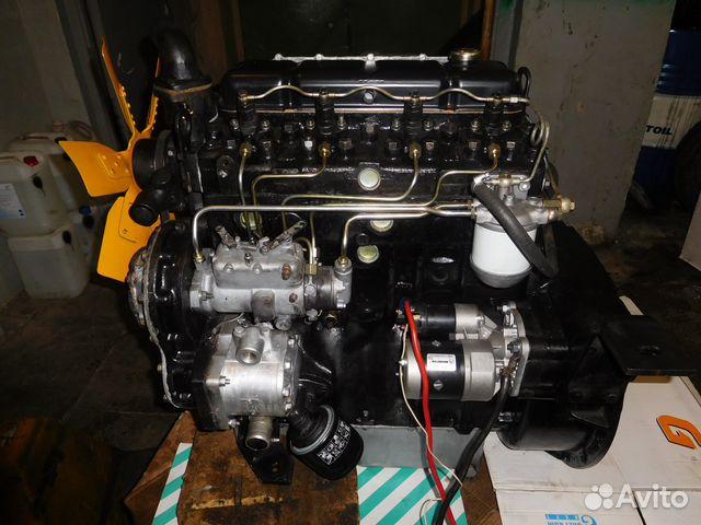 Дизельный двигатель д 3900 (аналог perkins 4236)