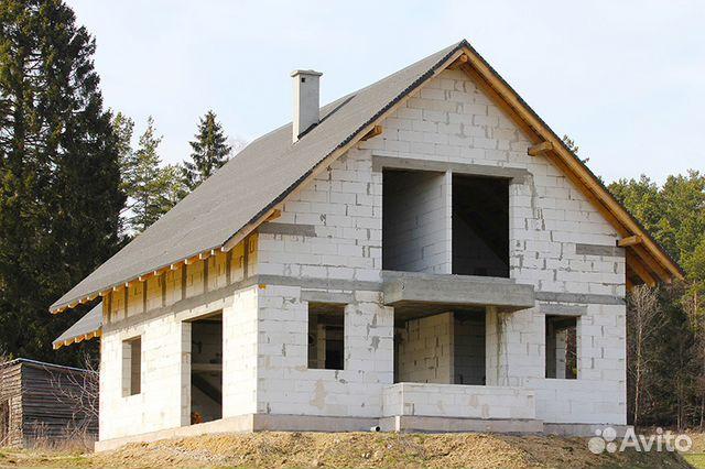 Построить дом из газобетона недорого своими руками видео