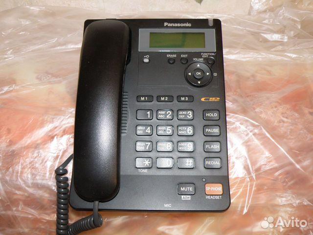 Стационарный телефон Panasonic