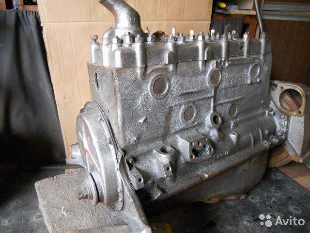 Двигатель газ 52 ремонт своими руками