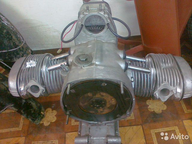Двигатель урал фото