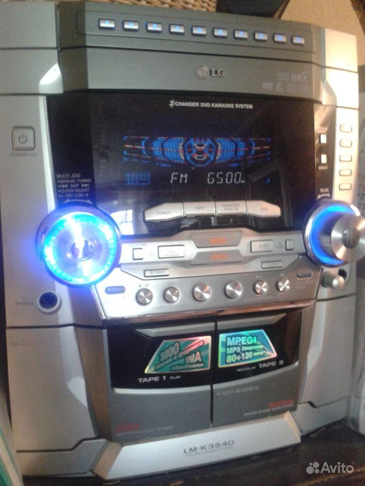 Муз. центр LG LM-K3540 c