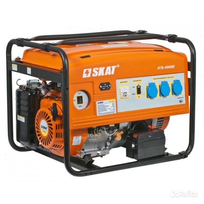 Генератор бензиновый 8 квт генератор