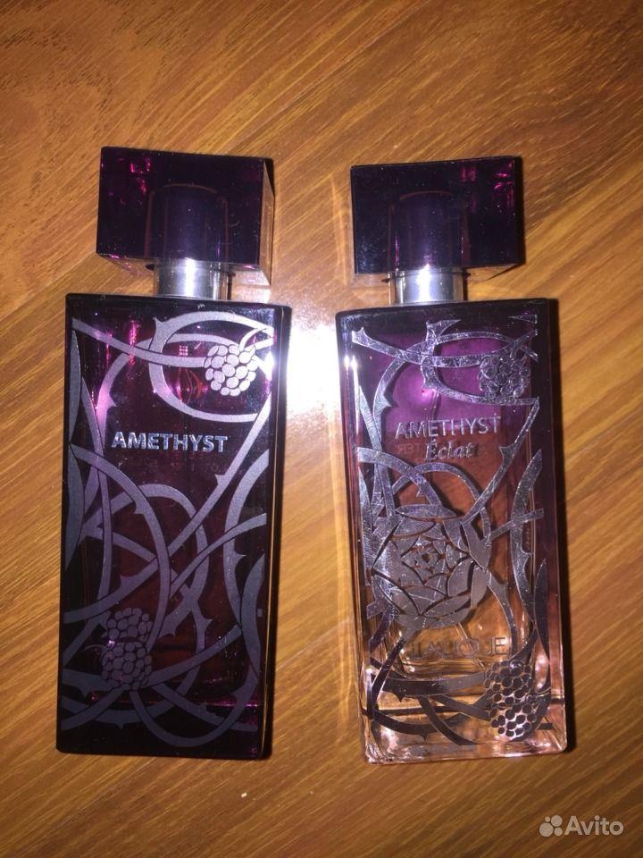 Amethyst Eclat Lalique аромат - новый аромат для