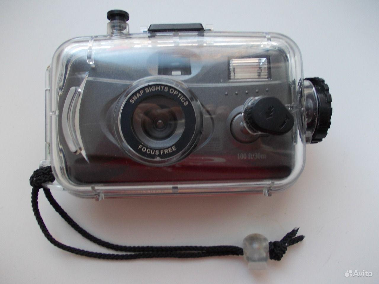 это чисто фотоаппарат для подводной съемки одноразовый интересное