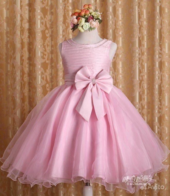 Бальное платье для девочки купить в челябинске