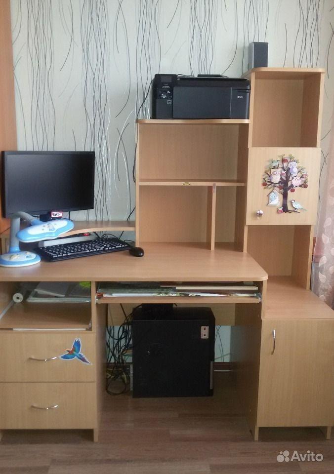 Компьютерный стол   найфл