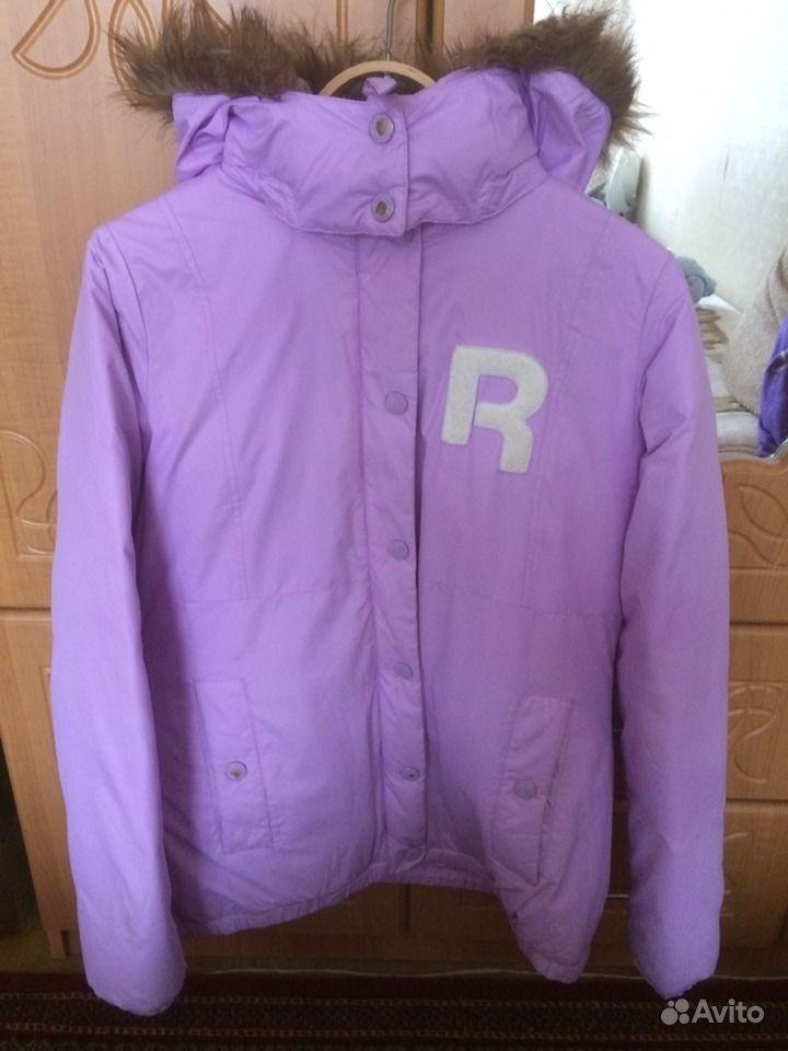 96a356a765e0 Куртка Reebok   Festima.Ru - Мониторинг объявлений