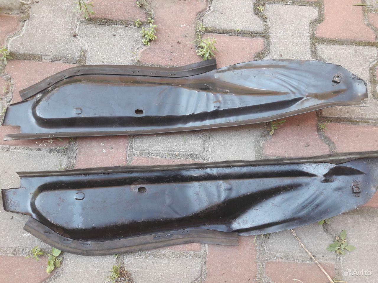 Щиты брызговики передних крыльев москвич 412 СССР — фотография №2