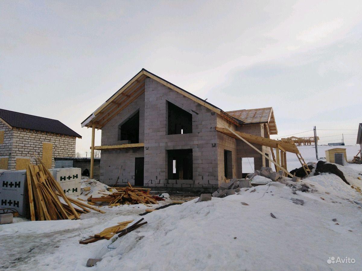 Ремонт, строительство домов, каркасные, газобетонн купить на Вуёк.ру - фотография № 1