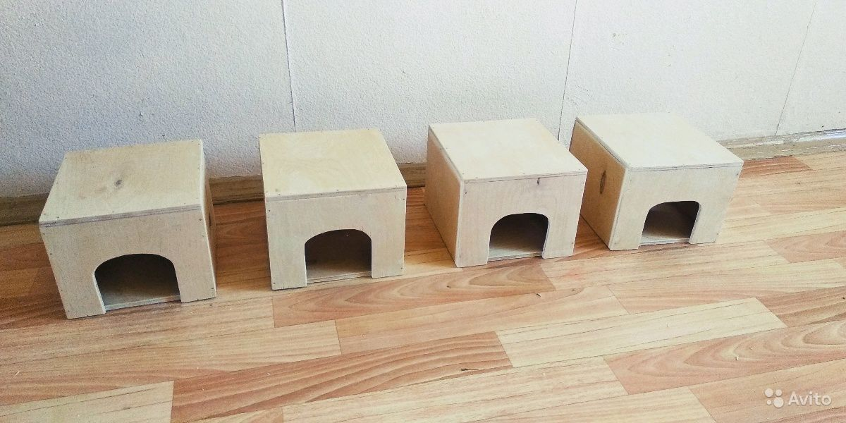 Клетки для животных на заказ в Воронеже - фотография № 4
