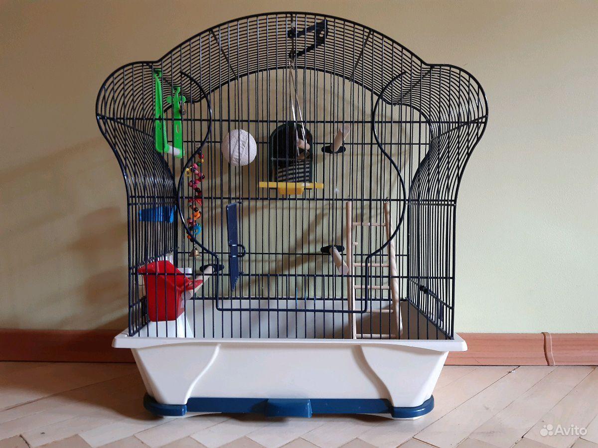 Клетка для попугая от Savic