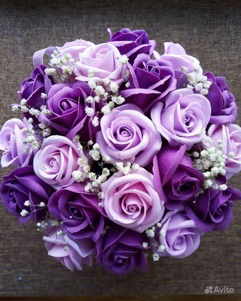 Цветы из мыла купить на Зозу.ру - фотография № 6