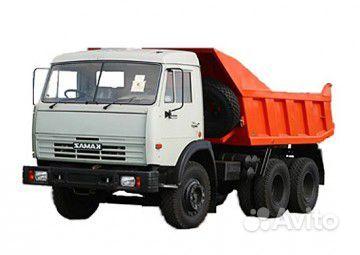 Доставка самосвалами сыпучих грузов от 1м3 купить на Вуёк.ру - фотография № 2