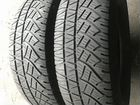 Michelin Latitude cross 255/65/17