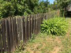 Забор на дрова. Уже разобран. Забирайте