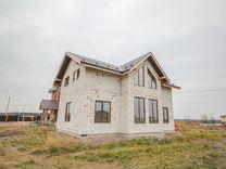 Дом 151,3 м² на участке 8 сот.