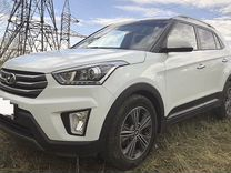 Hyundai Creta, 2016 г., Москва