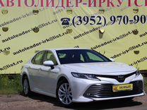 Toyota Camry, 2018 г., Иркутск