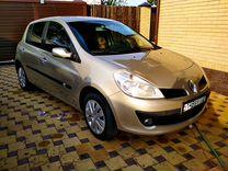 Renault Clio, 2008 г., Краснодар