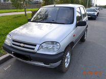 Chevrolet Niva, 2007 г., Санкт-Петербург