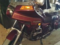 Honda Gold Wing GL 650 Silver Wing Interstate