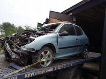Дверь передняя Левая Peugeot 206 — Запчасти и аксессуары в Челябинске