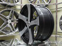 Новые диски R15 5x114.3 на Японцев и Корейцев