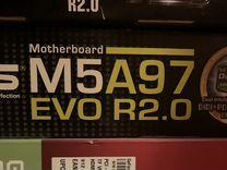 Материнская плата Asus m5a97 evo r2.0 — Товары для компьютера в Санкт-Петербурге