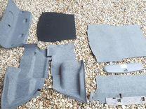 Обшивка багажника BMW E46