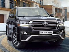 Toyota LC200 Executive Black обвес / Middle East