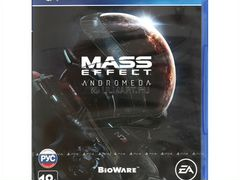 Игра mass effect andromeda PS4