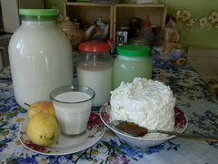 Козье молоко, сыр. Доставка