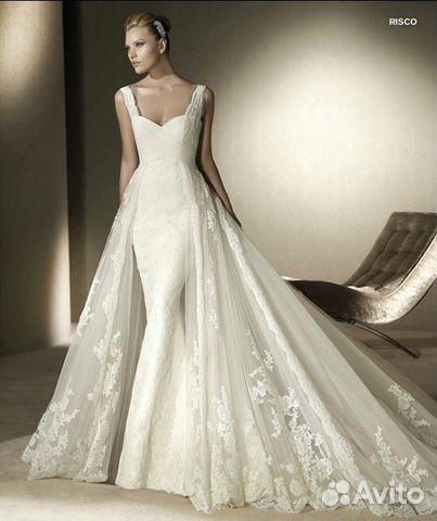 deecbbc1633 Свадебное платье pronovias Салон