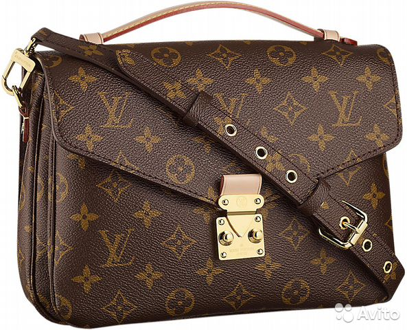 ad06bd3f1c87 Сумка louis vuitton monogram canvas Pochette Metis купить в Санкт ...